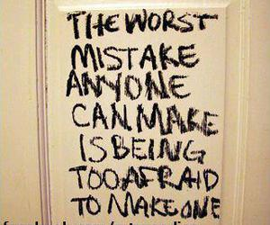 mistake and truth image