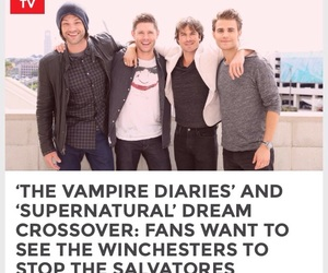 Dream, supernatural, and tv show image