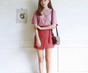 fashion, asian fashion, and kfashion image