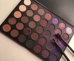 makeup, morphe, and eyeshadow image