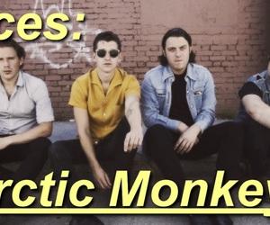 aesthetic, alternative, and arctic monkeys image
