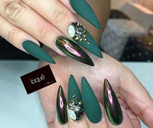 nail design, nails, and nail decals image