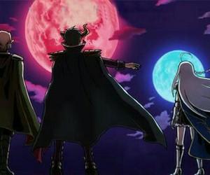 anime, the devil is a part timer, and hataraku maou-sama image