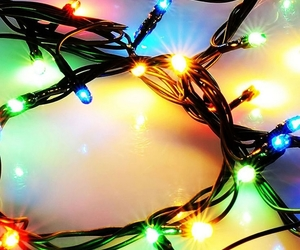 wallpaper, christmas, and light image