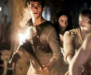 the maze runner, dylan o'brien, and dylan obrien image