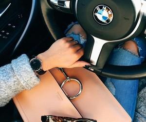 fashion, bmw, and car image