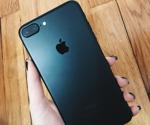 black, inlove, and iphone image