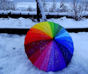amazing, color, and winter image