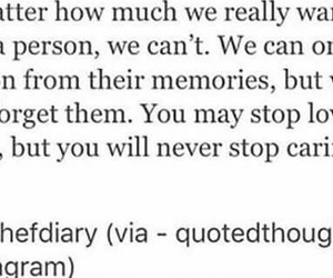 girl, memories, and quote image
