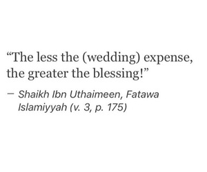islam, quote, and wedding image