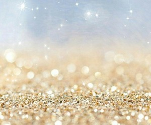 glitter, wallpaper, and gold image