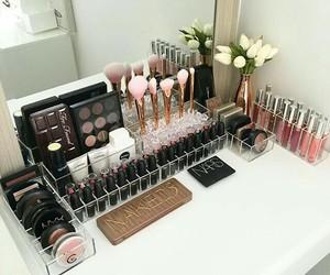 makeup and vanity image