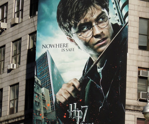 harry potter and billboard image