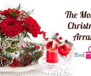 christmas bouquets, flowers for christmas, and christmas flowers by post image