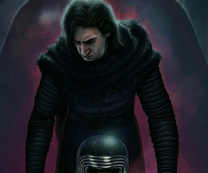 star wars, kylo ren, and darth vader image