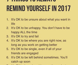 reminders, reloaded, and 2017 image