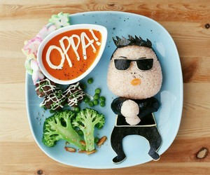 kpop, oppa, and style image