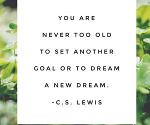 Dream, quotes, and goal image