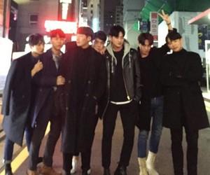 korean, ulzzang, and squad image