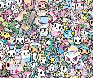 follow, people, and tokidoki image
