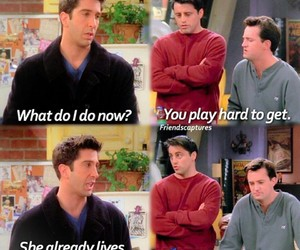 quote, friends, and Matthew Perry image