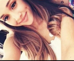 ariana grande, beautiful, and ❤ image
