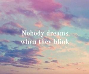 dreams, Lyrics, and quote image