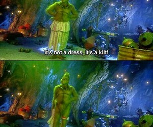 christmas, the grinch, and green image