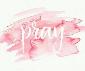 pray, allah, and faith image
