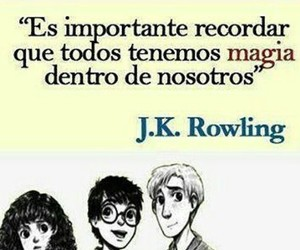 frases, harry potter, and books image