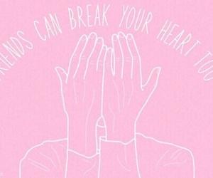 pink, grunge, and art image