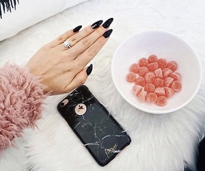 marble, cute, and fashion image