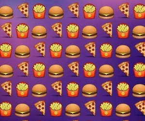 emoji, food, and pizza image