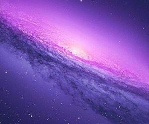 galaxy, wallpaper, and purple image