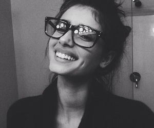 model, smile, and taylor hill image