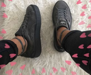 cool, creepers, and velvet image