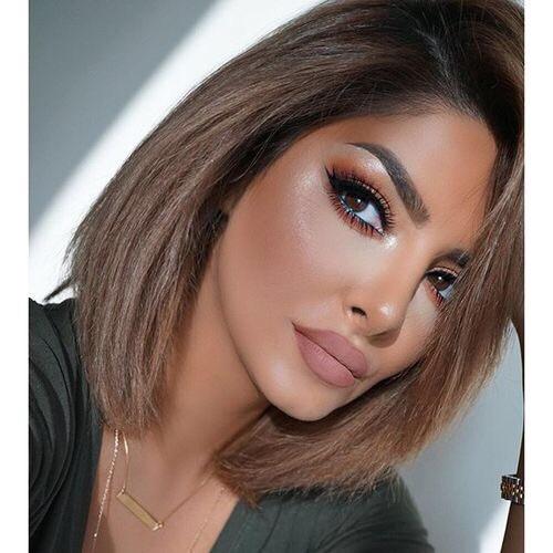 makeup, hair, and highlight image