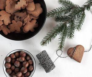christmas, cold, and decor image