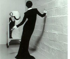 fashion and helmut newton image