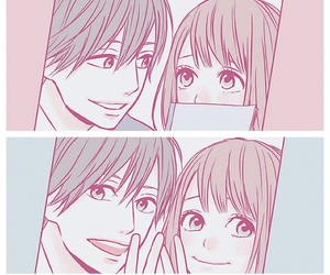 anime, manga, and orange image