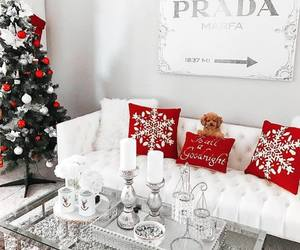 christmas, winter, and decor image