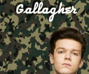 wallpaper, shameless, and gallaghers image