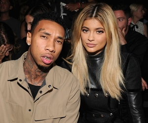 kylie jenner, tyga, and kylie image