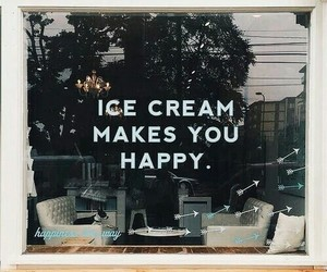 ice cream and quotes image