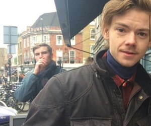 boy, london, and thomas sangster image