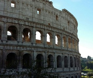 colosseo, monuments, and italy image