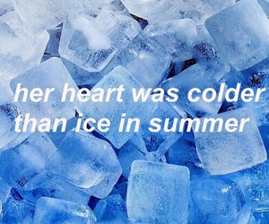 cold, her, and ice image