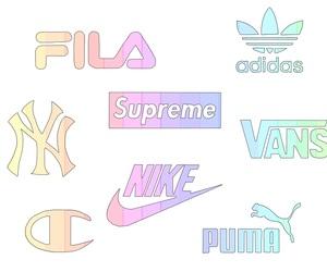 adidas, brand, and champion image