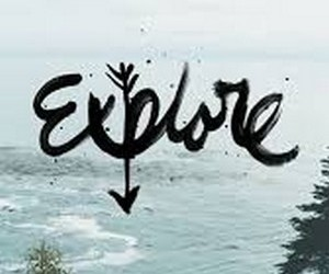 adventure, background, and explore image
