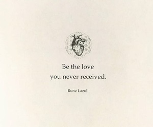 quotes, love, and heart image